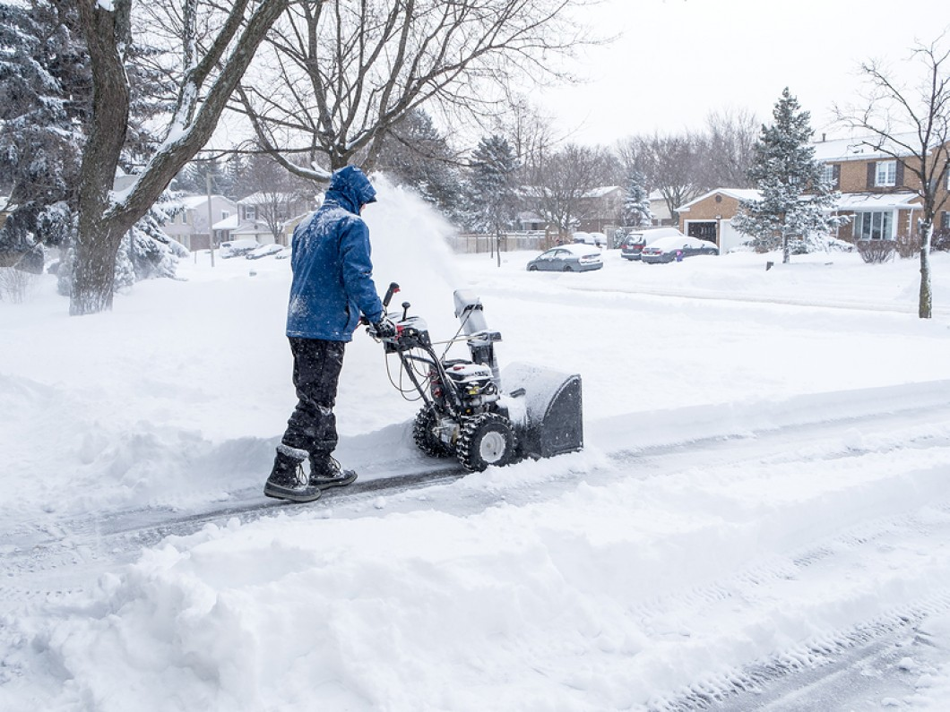 Hero snow removal lawn care service winnipeg weekly